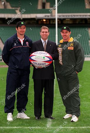 Editorial picture of PRINCE ANDREW , THE DUKE OF YORK AT TWICKENHAM AHEAD OF THE RUGBY LEAGUE WORLD CUP