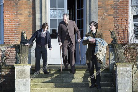 Sam Barnard as Robert, Tim Pigott-Smith as Commissioner Mayne and Stephen Gann as William Postlethwaite