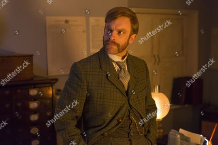 William Beck as Chief Inspector Dolly