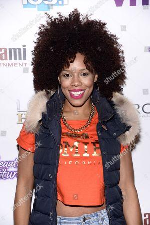 Stock Picture of Brianna Colette