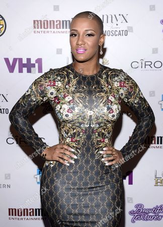 Editorial image of VH1 presents 'Love and Hip Hop New York' Season 4 premiere, New York, America - 28 Oct 2013