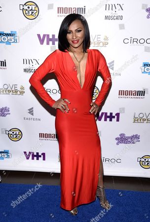 Editorial picture of VH1 presents 'Love and Hip Hop New York' Season 4 premiere, New York, America - 28 Oct 2013