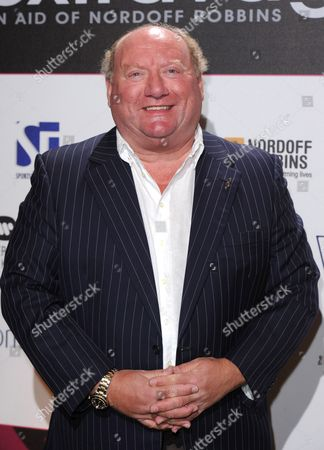 Stock Photo of Alan Brazil