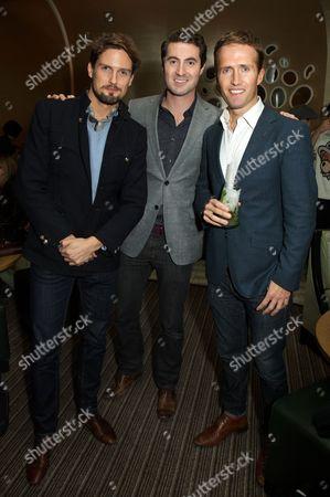 Blake - Stephen Bowman, Ollie Baines, Humphrey Berney