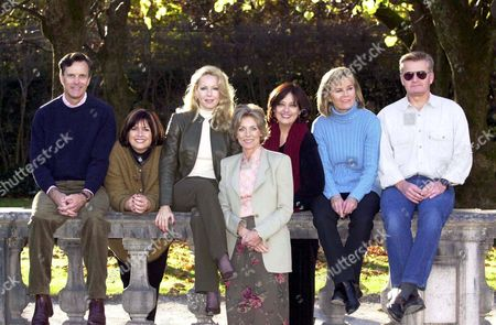 THE CHILD STARS FROM THE FILM THE SOUND OF MUSIC WHO PLAYED THE VON TRAPP FAMILY IN 1965 ARE REUNITED FOR THE FIRST TIME IN SALZBURG, AUSTRIA