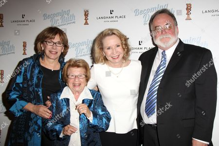 Julianne Boyd, Dr. Ruth, Debra Jo Rupp, Mark St Germai