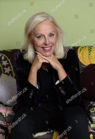 Editorial image of Anne Sofie von Otter - 28 Oct 2013