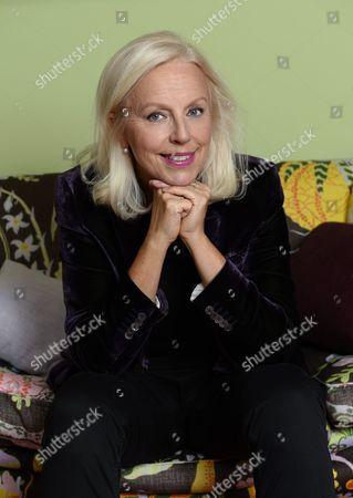 Editorial photo of Anne Sofie von Otter - 28 Oct 2013