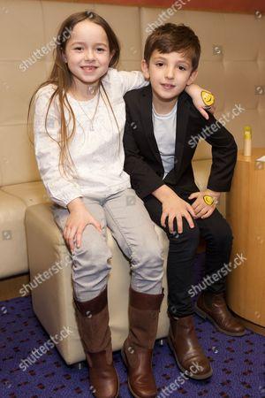 Jocelyn Macnab & Joshua Lester