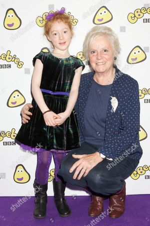 Stock Picture of Cherry Campbell & Mairi Hedderwick
