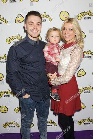 Ray Quinn, Harry & Emma Stephens
