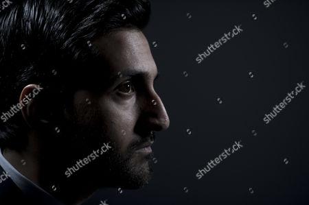 Arsher Ali as DS Vinesh Roy.
