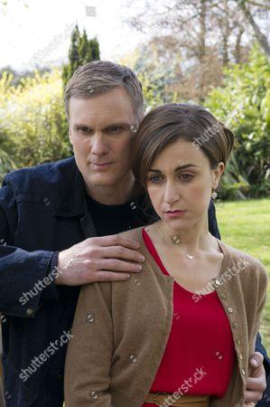Katherine Kelly as Claire Reid and Darren Boyd as Daniel Reid.