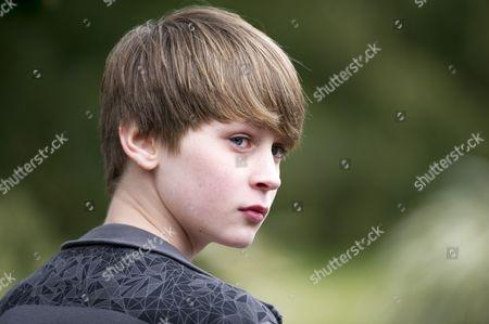 Stock Image of Jude Foley as Luke Reid.