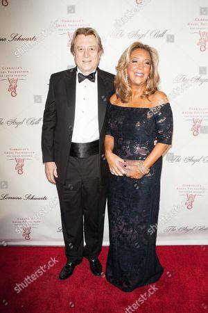 Editorial photo of The Angel Ball, New York, America - 29 Oct 2013