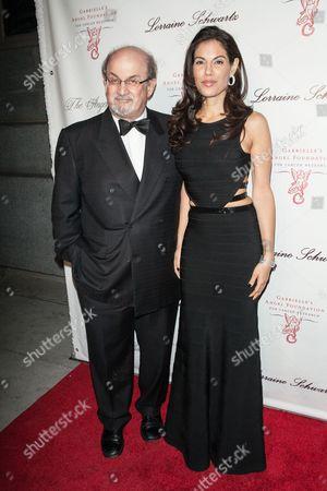 Salman Rushdie, Missy Brody