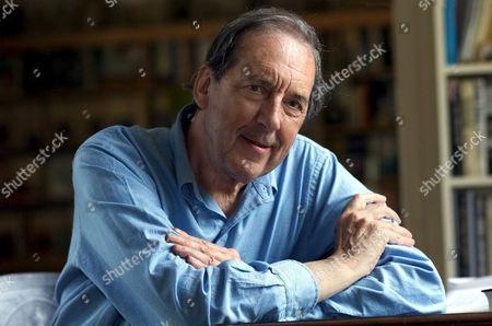 Editorial photo of SIR MALCOLM BRADBURY WRITER, AT UEA IN THE EIGHTIES