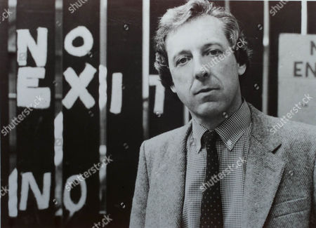 Editorial picture of SIR MALCOLM BRADBURY WRITER, AT UEA IN THE EIGHTIES