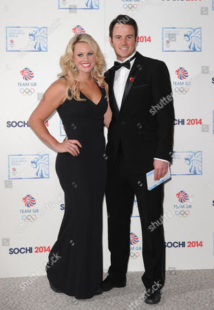 Stock Image of Chemmy Alcott and Dougie Crawford
