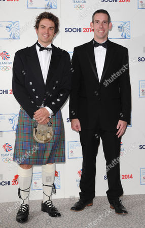 Tim Baillie and Etienne Stott