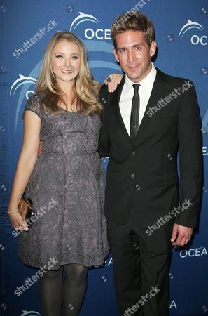 Elisabeth Harnois and Eric Szmanda