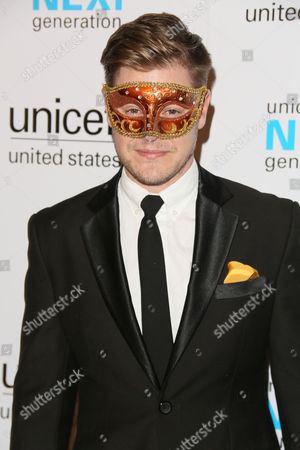Editorial picture of 4th Annual UNICEF Masquerade Ball, New York, America - 30 Oct 2013