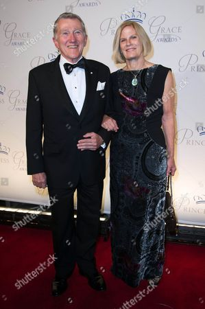 Editorial image of The Princess Grace Awards Gala at Cipriani, New York, America - 30 Oct 2013