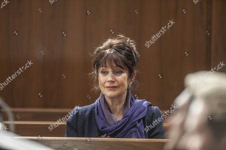 Stock Picture of Jan Francis as Caroline Moran.