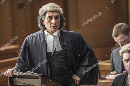 Stock Picture of Ramon Tikaram as Vijay Prasad.