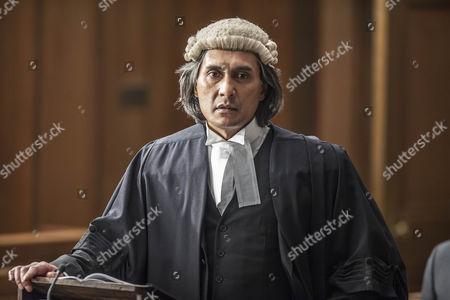 Stock Photo of Ramon Tikaram as Vijay Prasad.