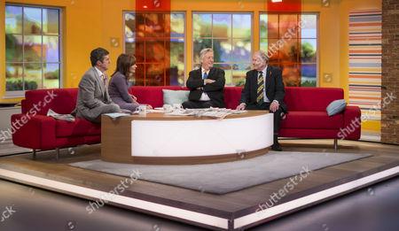 Editorial photo of 'Daybreak' TV Programme, London, Britain - 31 Oct 2013