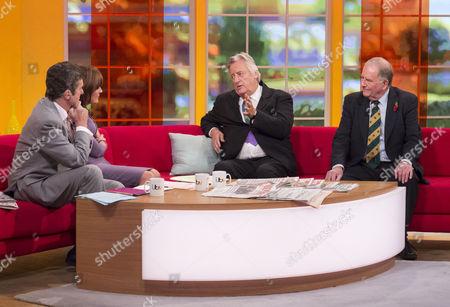 Editorial image of 'Daybreak' TV Programme, London, Britain - 31 Oct 2013