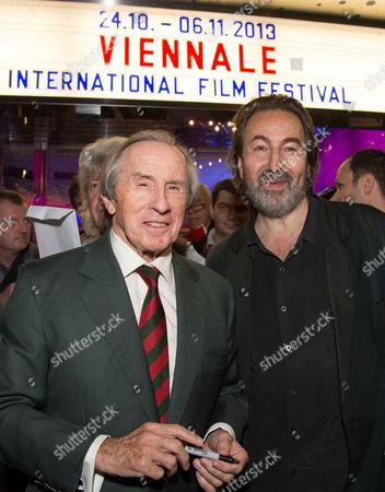 Editorial image of 'Weekend of a Champion' film premiere, Vienna, Austria - 28 Oct 2013