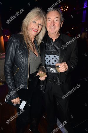 Annette and Nick Mason