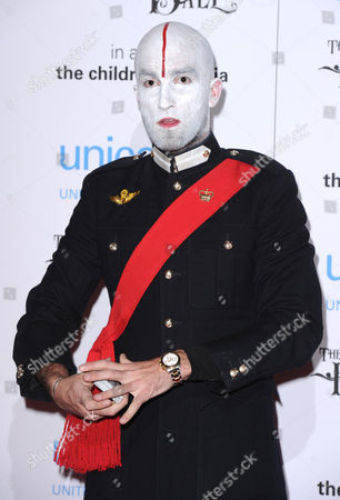 Editorial picture of UNICEF Halloween Ball, 1 Mayfair, London, Britain - 31 Oct 2013