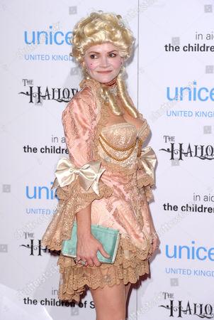 Editorial photo of UNICEF Halloween Ball, 1 Mayfair, London, Britain - 31 Oct 2013