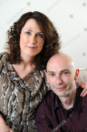 Stock Image of Karen Attwood And Brother Shaun Attwood. Shaun Wrote Book 'hard Time' Which Documents His Time In Maricopa County Jail Run By 'america's Toughest Sheriff' Joe Arpaio. No Collects Available....all Collects With Karen's Mother.