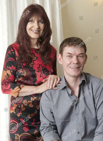 Gary Mckinnon With His Mother Janis Sharp.