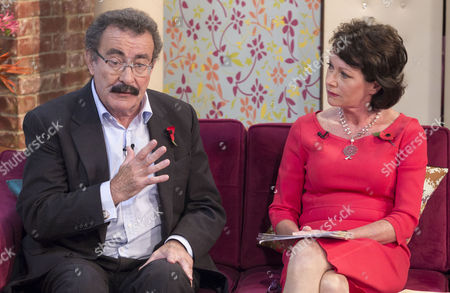 Stock Picture of Sir Robert Winston and Zita West