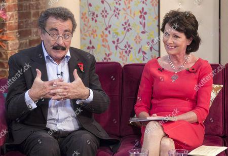 Sir Robert Winston and Zita West
