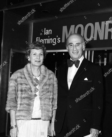 Editorial picture of 'Moonraker' film premiere, London, Britain - Jun 1979