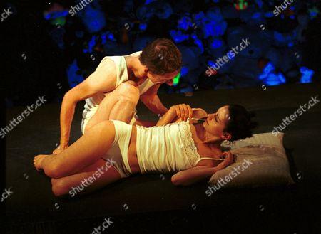 Pia Miranda at the opening night of Fireface, a play written by Marius Von Mayenburg, Wharf 2 Theatre, Australia - 06/01/01