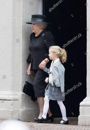 Princess Beatrix and Countess Zaria