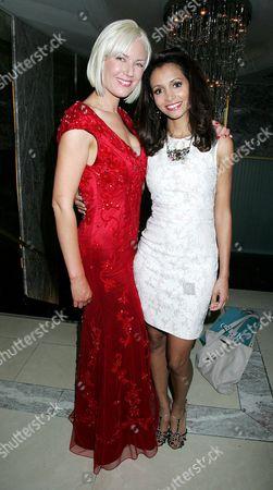 Stella English and Mariama Goodman