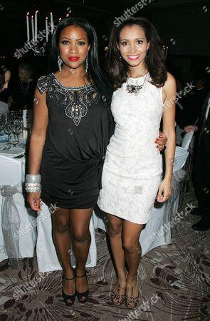 The Honeyz - Celena Cherry and Mariama Goodman