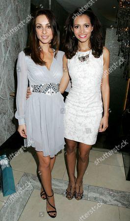 Lindsay Armaou and Mariama Goodman