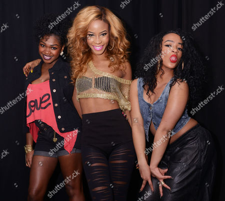 Miss Dynamix - Jeanette Akua, Sese Foster and Rielle Carrington