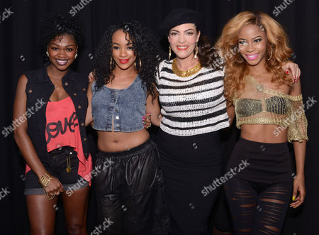 Miss Dynamix - Jeanette Akua, Sese Foster, Rielle Carrington and Caro Emerald