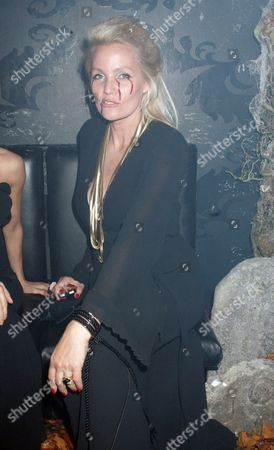 Editorial image of Bloodlust Ball at Amika nightclub, London, Britain - 01 Nov 2013