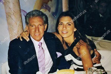 Arturo Montiel and Maude Versini